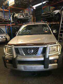 WRECKING 2009 NISSAN NAVARA, DUAL CAB, AUTO, DIESEL #180477 Rocklea Brisbane South West Preview