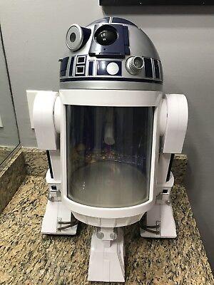 Star Wars R2_D2 Fish aquarium.