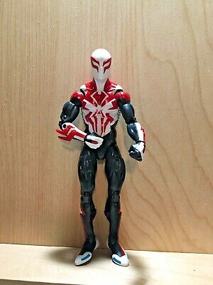 Marvel Legends Sandman BAF: Spiderman 2099    LOOSE