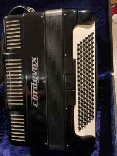 Cordovox (Scandalli) Accordion Made In Italy