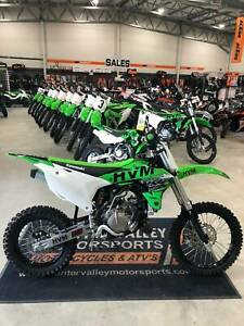Kawasaki KX85 2019 Small Wheels Rutherford Maitland Area Preview