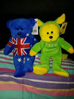 Aussie beanie kids