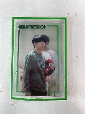 BTS Bangtan Boys In The Soop Pre-order Benefit Transparency Photo card Set 7ea