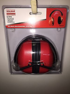 Dolmar Professional Hearing Protection New Nrr 29db Ansi S3.19 Chainsaw Shooting