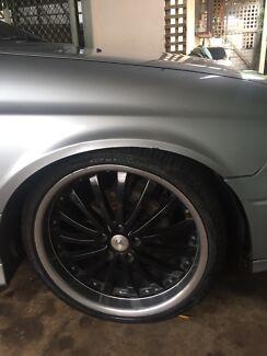 20 x 8.5 ford falcon au ba bf fg wheels