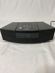 BOSE WAVE Radio/CD MODEL AWRC1G Alarm Clock Tested Working, No Remote