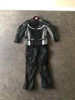 RST synthetic bike jacket and pants 3XL