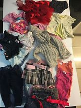 Bargain Bundle size 0 (6 to 12 months) Girl Modbury Tea Tree Gully Area Preview