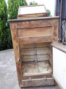 Antique wooden ice chest Mount Barker Mount Barker Area Preview