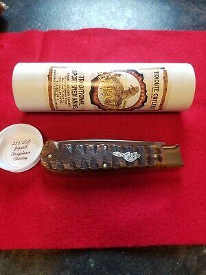 Great Eastern Cutlery- Jigged Brazilian Cherry 235120- GEC* Liner Lock