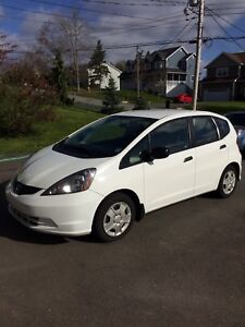 2014 Honda Fit—65,000 kms