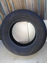 Goodyear Wrangler Tyres 255/65R17 Amaroo Gungahlin Area Preview