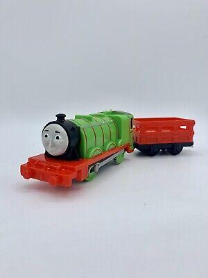 Thomas & Friends Trackmaster motorized train engine Henry #3 2013