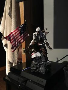 Collector piece from assassins creed III