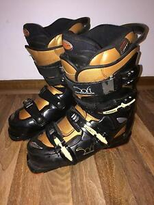 Rossignol Women's Soft 2 Ski Boots - Size 25 Templestowe Lower Manningham Area Preview