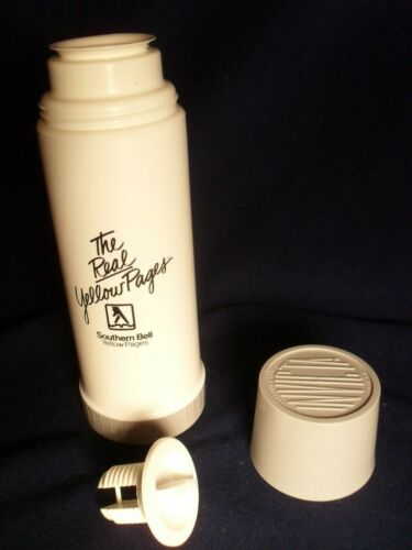 Southern Bell Yellow Pages Thermos From