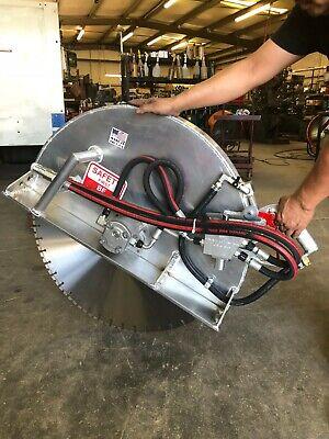 Hydraulic Concrete Cutting Saw - 30