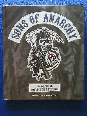 Sons Of Anarchy Hardcover   The Official Collectors Edition   2014