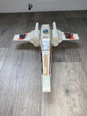 Vintage 1980s Star Wars Kenner X-wing Fighter Ship