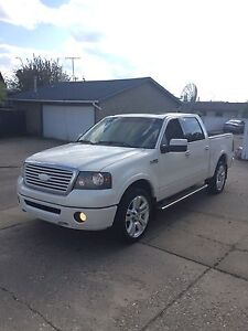 2008 Ford F-150 Limited Edition! 157,000kms! Great Truck!$14,700