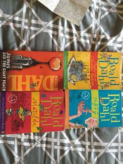 Wanted: Roald Dahl  children's books x4