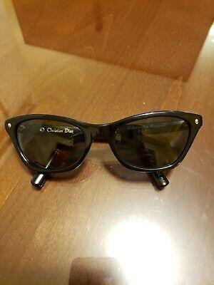 "Christian Dior Collection ""Les Marquises"" Women Sunglasses W/ Prescription Lense"