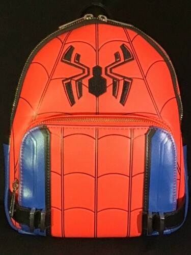 Disney Parks Loungefly Mini Backpack Marvel Spider-Man Spiderman ***NWT