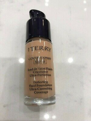 By Terry Cover Expert SPF 15 Perfecting Fluid Foundation 0.6oz - PEACH -