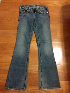 Brand new Silver jeans- size 25