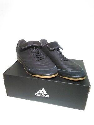 online store fd596 40c3a Men s Adidas Copa 17.2 TR Indoor Soccer Football Shoes, Black Size 9