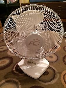 Fusion table fan