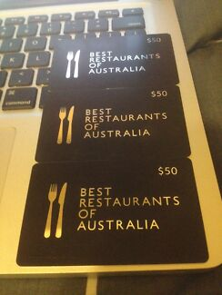 $150 gift card for the best restaurants of Australia.  Templestowe Lower Manningham Area Preview