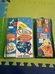 The Cat In the Hat 4-in-1 games.