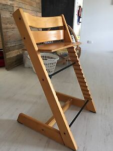 Stokke Tripp Trapp high chair Brookvale Manly Area Preview