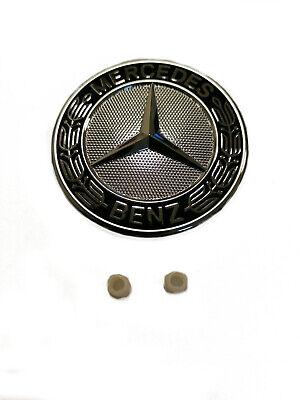 Original Mercedes Emblem Front Motorhaube A2078170316 A B E SLK W169 W245 Tüllen