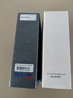 Nib Nos Dino-lite Premier2 1280x1024 Usb Microscope Ad-4013mt High Resolution