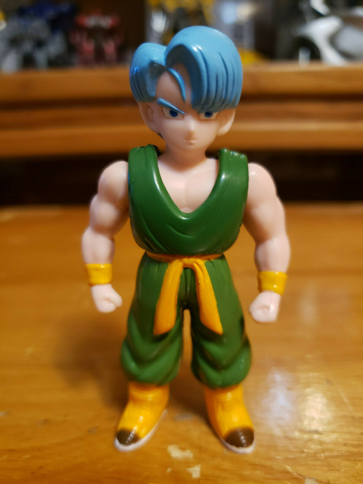 Character:kid Trunks Vol 16:BANDAI Dragonball Z  and Dragon Ball GT super battle collection AB Toys & Irwin