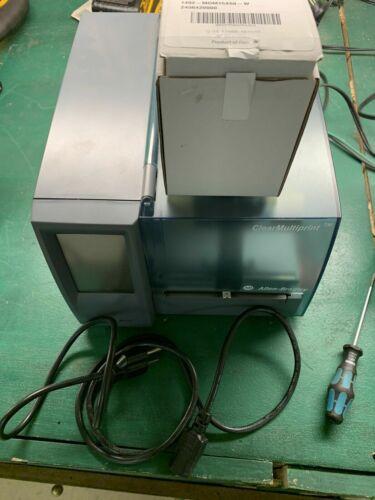 Allen Bradley Printer 1492-PRINTCMP ClearMultiPrint Terminal Block and Wire