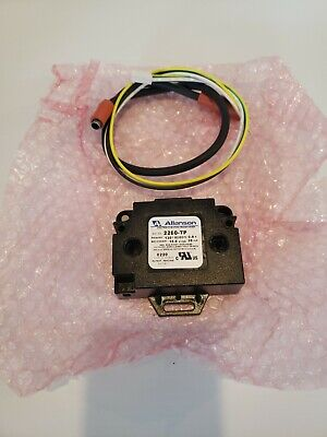 Allanson Electronic Ignition Transformer 2260-tp 120v 15600 Mtg Tabs2-ways