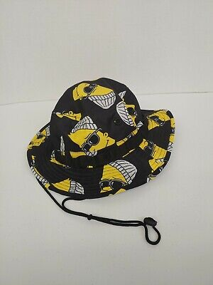NEFF The Simpsons Bart Simpson Boonie Hat Black - Bart Hats