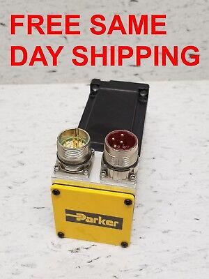 Parker Be233dr-npsn Servo Motor 743260-n2