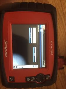 Snap-on scanner