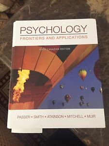 Psychology frontiers and application