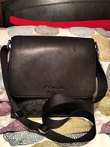Authentic Coach sling bag men (slightly used)