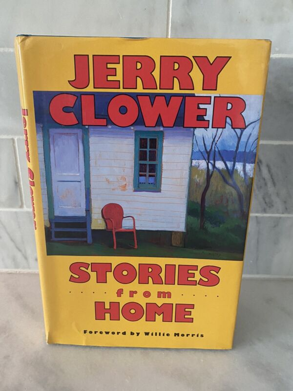 Jerry Clower Autographed Book