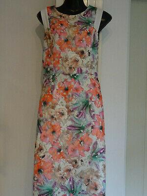 Star Julien McDonald Lacey Dress Size 12