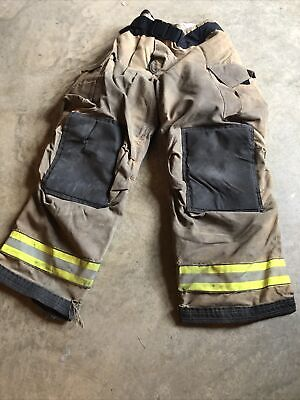 Firefighter Turnout Pants 40x32