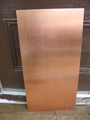 Vtg Kepro Copper Panel Circuit Board Electronics 24 X 12 Photo Resist Dfr-3015