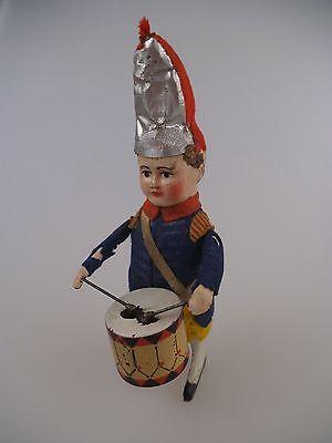 Schuco Tanzfigur Fridericus Soldat als Trommler 990/1 von 1934 (364)