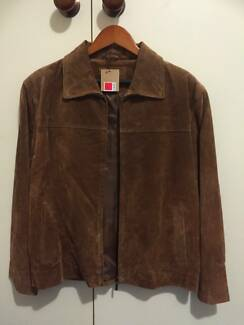 Mens suede Jacket size M Leeming Melville Area Preview